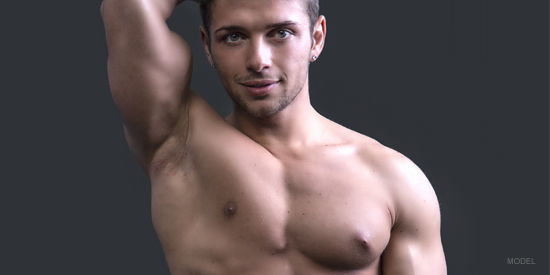 Toronto plastic surgeon discusses male breast reduction.