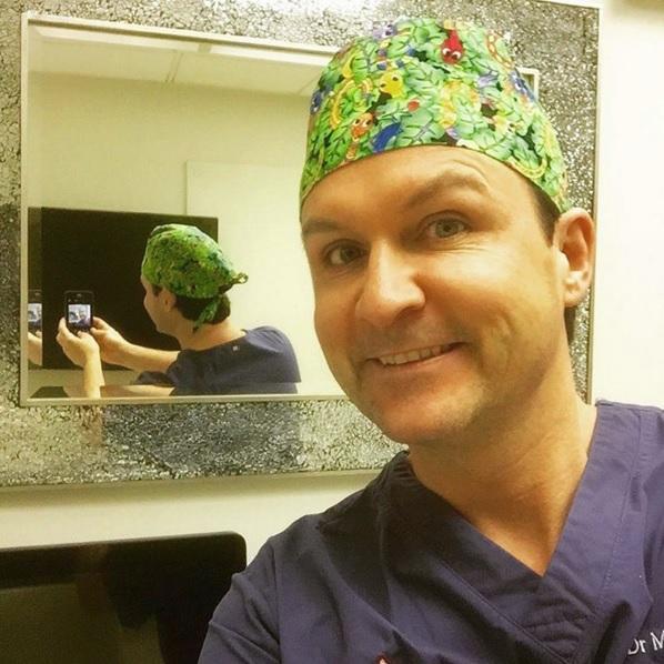 Dr. Dupere's Personal Skin Care Regimen