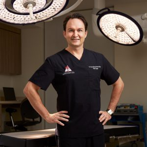 Toronto Plastic, Aesthetic and Cosmetic Surgeon Dr. Marc DuPéré